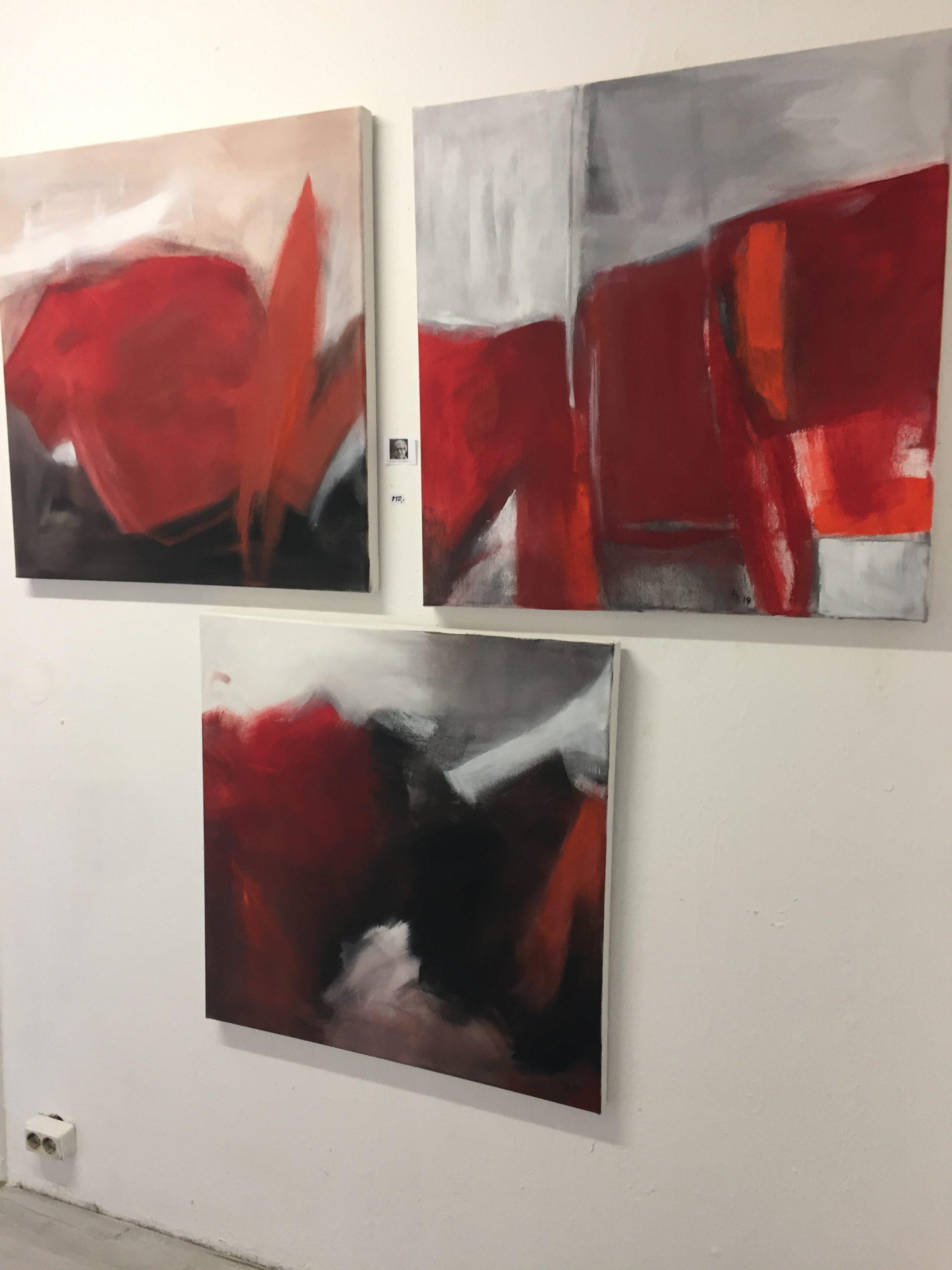 Echte Meisterwerke bei uns zu sehen. Rennomierte Künstlerinnen und Künstler zeigen ihre speziellen Werke.